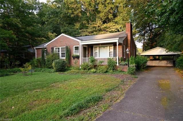 349 Burkewood Drive, Winston Salem, NC 27104 (#1041606) :: Premier Realty NC