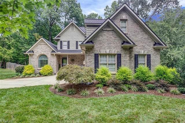 309 Pearce Drive, Jamestown, NC 27282 (MLS #1041691) :: Berkshire Hathaway HomeServices Carolinas Realty