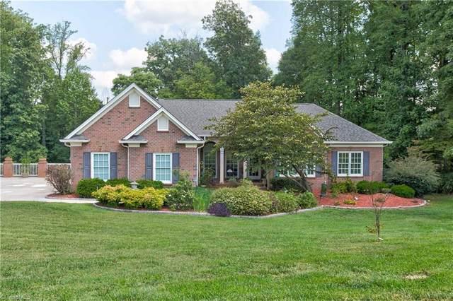 100 Choctaw Drive, Lexington, NC 27295 (MLS #1041990) :: Hillcrest Realty Group