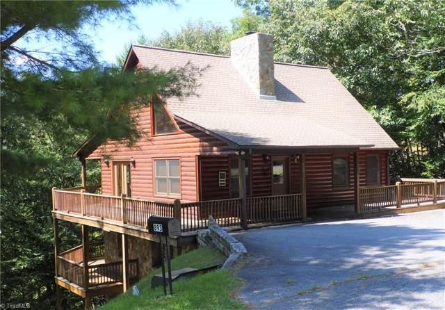 893 Deerwood Road, Piney Creek, NC 28663 (MLS #1042128) :: Hillcrest Realty Group