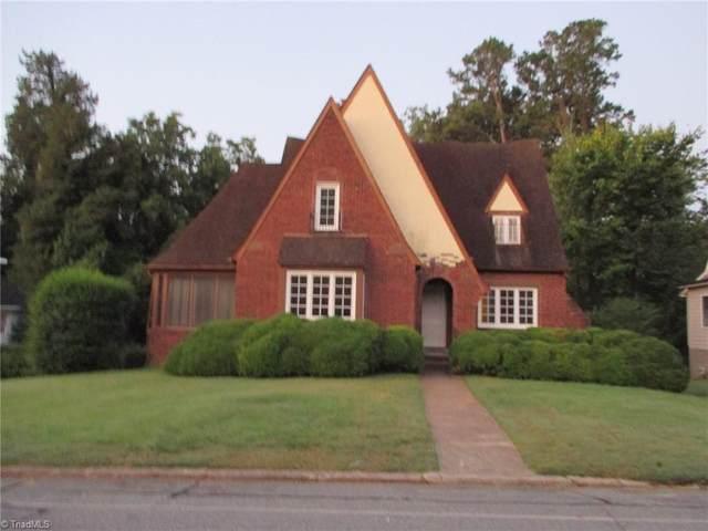 105 Chestnut Street, Lexington, NC 27292 (#1042152) :: Rachel Kendall Team