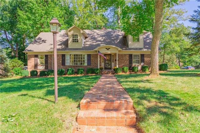 900 Greenwood Drive, Greensboro, NC 27410 (MLS #1042170) :: Hillcrest Realty Group