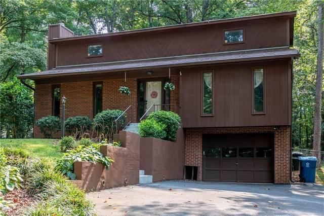 219 Brentwood Drive, Advance, NC 27006 (MLS #1042172) :: Ward & Ward Properties, LLC