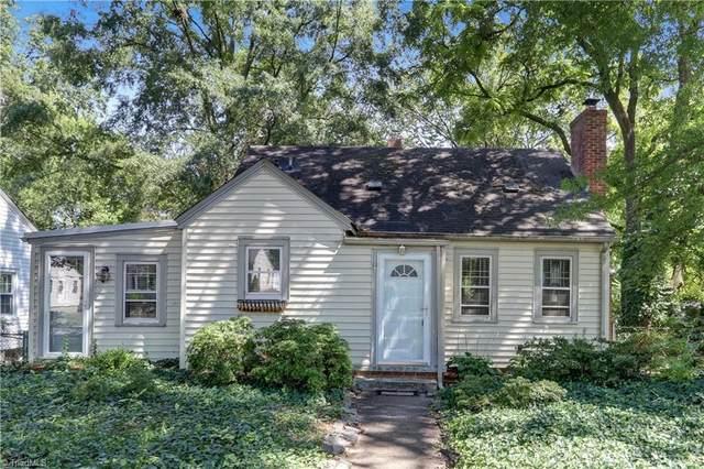 1208 Grayland Street, Greensboro, NC 27408 (MLS #1042228) :: Berkshire Hathaway HomeServices Carolinas Realty