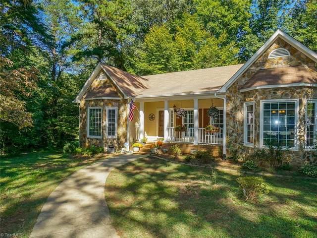 7802 High Meadows Road, Greensboro, NC 27455 (#1042241) :: Mossy Oak Properties Land and Luxury