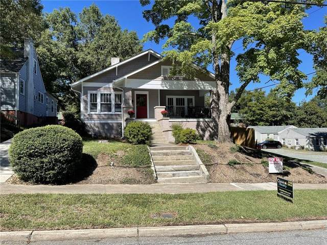 1606 Wright Avenue, Greensboro, NC 27403 (MLS #1042392) :: Hillcrest Realty Group