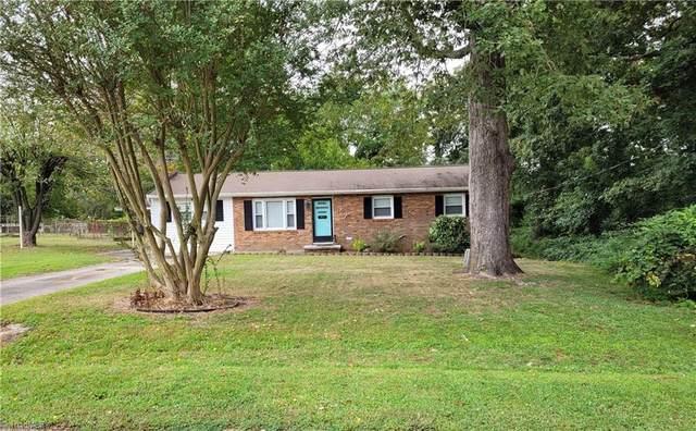 415 Paul Street, High Point, NC 27263 (MLS #1042526) :: Berkshire Hathaway HomeServices Carolinas Realty
