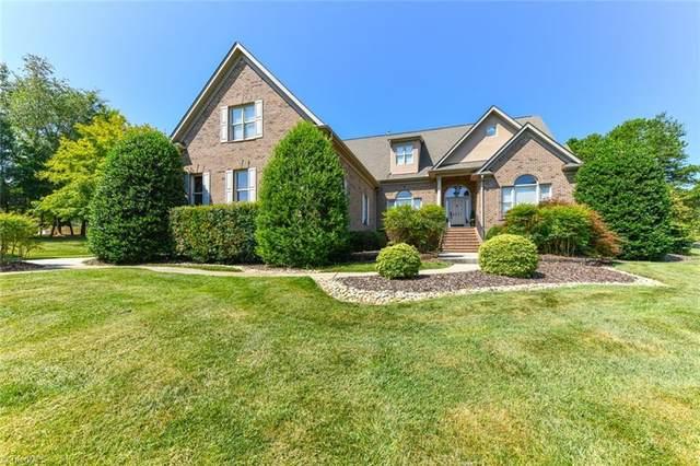 6021 Beckenham Way, Oak Ridge, NC 27310 (MLS #1042531) :: Berkshire Hathaway HomeServices Carolinas Realty