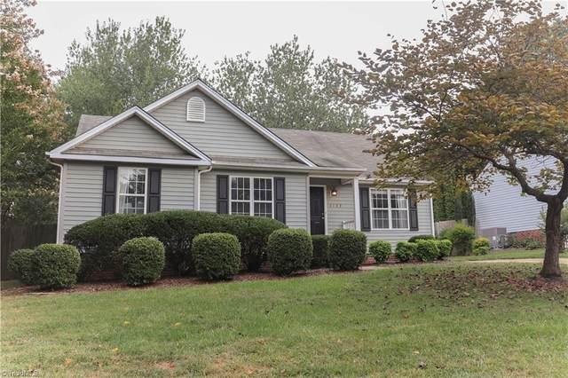 7103 Thornaby Drive, Greensboro, NC 27410 (MLS #1042667) :: Ward & Ward Properties, LLC