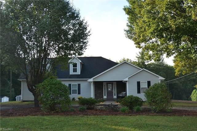 467 Pads Road, Wilkesboro, NC 28697 (MLS #1042706) :: Ward & Ward Properties, LLC