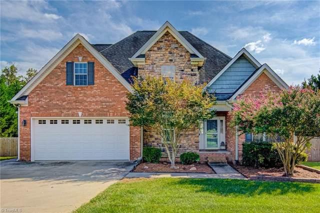 151 Marbrook Drive, Mocksville, NC 27028 (MLS #1042819) :: Lewis & Clark, Realtors®