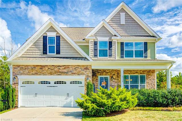6712 Planters Drive, High Point, NC 27265 (MLS #1042865) :: Witherspoon Realty