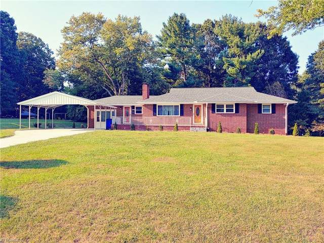 147 Angel Drive, Winston Salem, NC 27101 (MLS #1042931) :: Berkshire Hathaway HomeServices Carolinas Realty