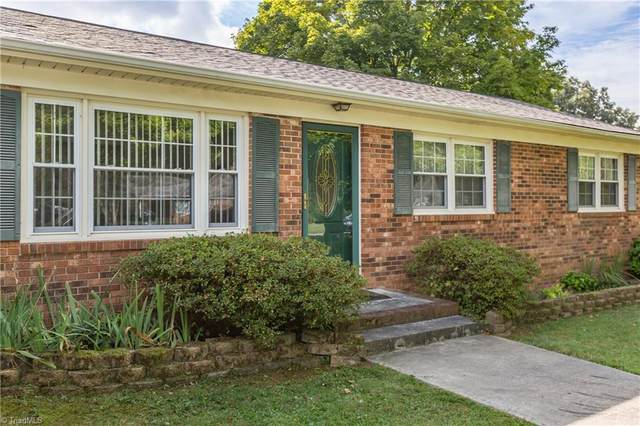 157 Dalsher Avenue, Pilot Mountain, NC 27041 (MLS #1042950) :: Berkshire Hathaway HomeServices Carolinas Realty