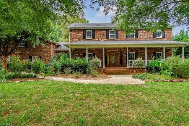 5556 Long Walk Drive, Kernersville, NC 27284 (MLS #1043174) :: Berkshire Hathaway HomeServices Carolinas Realty