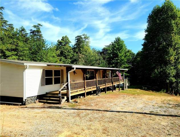377 Honeysuckle Ridge Road, Millers Creek, NC 28651 (MLS #1043311) :: RE/MAX Impact Realty