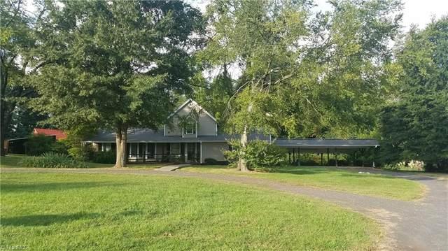 623 Mangum Road, Reidsville, NC 27320 (#1043352) :: Mossy Oak Properties Land and Luxury