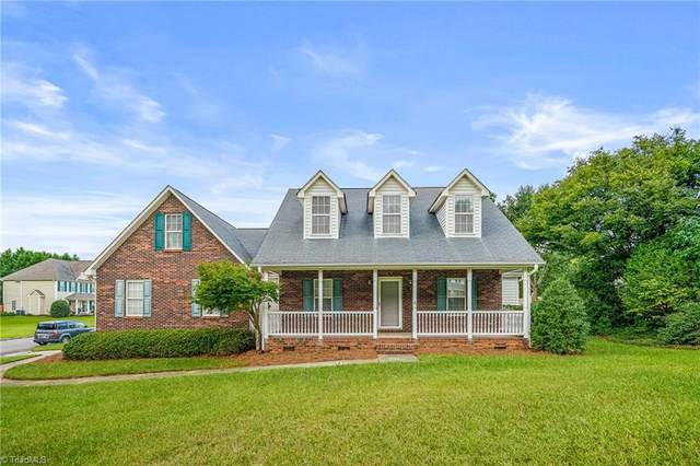 2865 Atwood Road, Winston Salem, NC 27103 (MLS #1043418) :: Berkshire Hathaway HomeServices Carolinas Realty
