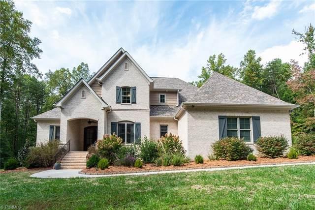 510 Poplar Ridge Court, Greensboro, NC 27455 (MLS #1043761) :: Witherspoon Realty