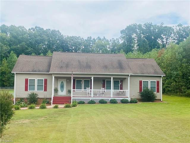 1648 Old County Farm Road, Sophia, NC 27350 (MLS #1043808) :: Hillcrest Realty Group