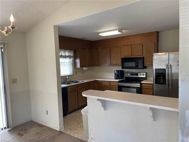 3533 Cedar Post Road, Winston Salem, NC 27127 (MLS #1043822) :: Hillcrest Realty Group