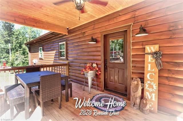2828 Riverside Drive, Lexington, NC 27292 (MLS #1043853) :: Hillcrest Realty Group