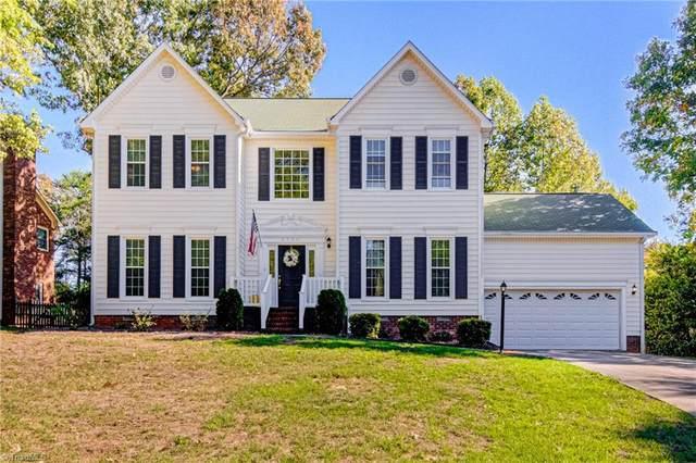 6506 Dornoch Drive, Greensboro, NC 27410 (MLS #1043963) :: Berkshire Hathaway HomeServices Carolinas Realty