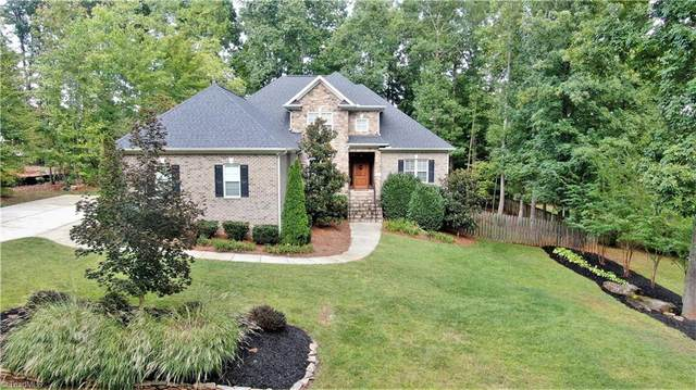 205 Hash Lane, Summerfield, NC 27358 (MLS #1044029) :: Berkshire Hathaway HomeServices Carolinas Realty