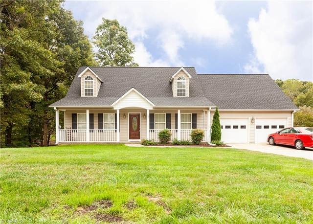 107 Dylan Scott Drive, Archdale, NC 27263 (#1044065) :: Premier Realty NC