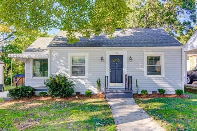 3106 Peebles Drive, Greensboro, NC 27403 (MLS #1044170) :: Berkshire Hathaway HomeServices Carolinas Realty