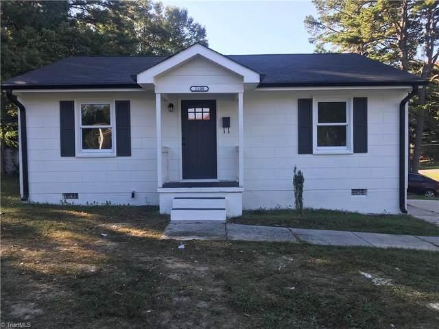 2100 Vale Place, Greensboro, NC 27401 (MLS #1044440) :: Berkshire Hathaway HomeServices Carolinas Realty