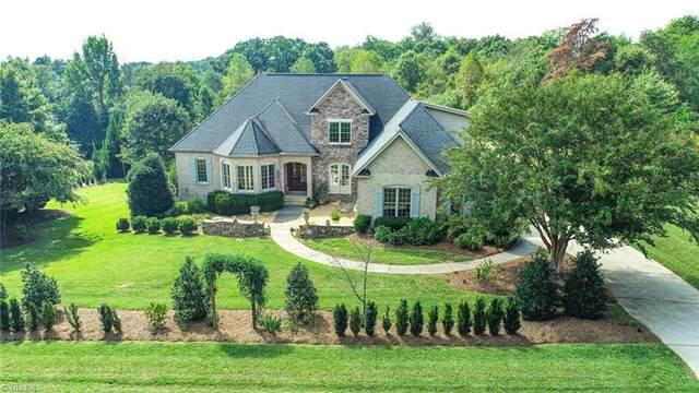 8503 Parkchester Place, Oak Ridge, NC 27310 (#1044465) :: Mossy Oak Properties Land and Luxury