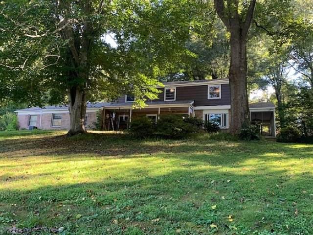 640 Edgewood Drive, Wilkesboro, NC 28697 (MLS #1044800) :: Ward & Ward Properties, LLC
