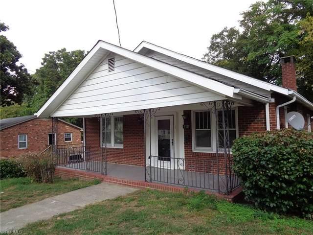 1727 Thurmond Street, Winston Salem, NC 27105 (MLS #1044886) :: Berkshire Hathaway HomeServices Carolinas Realty