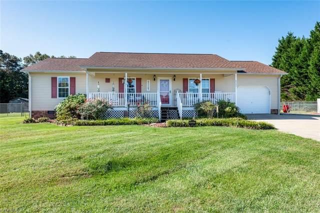 4357 Huntington Drive, Trinity, NC 27370 (MLS #1045041) :: Berkshire Hathaway HomeServices Carolinas Realty