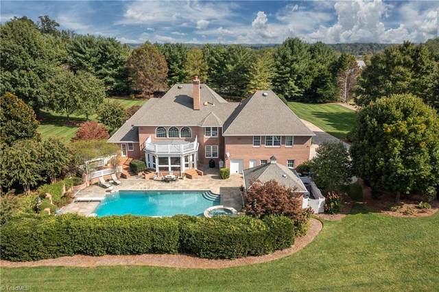 207 Yadkin Valley Road, Advance, NC 27006 (MLS #1045254) :: Berkshire Hathaway HomeServices Carolinas Realty