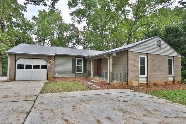 839 Laverton Lane, Rural Hall, NC 27045 (MLS #1045308) :: Berkshire Hathaway HomeServices Carolinas Realty