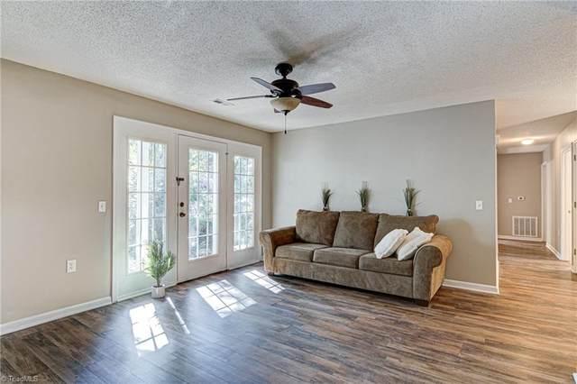 2612 Guyer Street 1 C, High Point, NC 27265 (#1045550) :: Mossy Oak Properties Land and Luxury