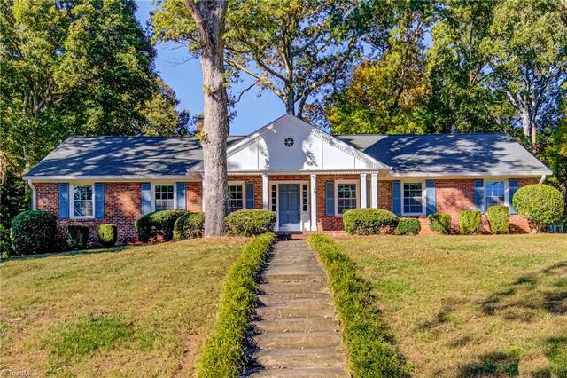 3831 Northriding Road, Winston Salem, NC 27104 (MLS #1045589) :: Berkshire Hathaway HomeServices Carolinas Realty