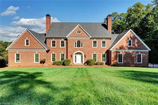 7108 Horseman Court, Summerfield, NC 27358 (MLS #1045687) :: Berkshire Hathaway HomeServices Carolinas Realty