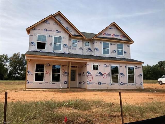 1402 Motsinger Road, Winston Salem, NC 27107 (MLS #1045727) :: Berkshire Hathaway HomeServices Carolinas Realty