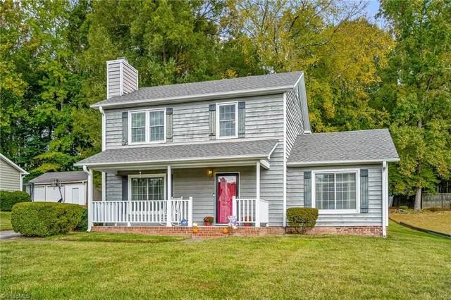1609 Bridgton Road, Winston Salem, NC 27127 (MLS #1045843) :: Berkshire Hathaway HomeServices Carolinas Realty