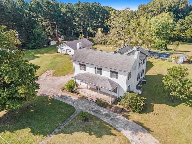 2344 Nc Highway 801 S, Advance, NC 27006 (MLS #1045955) :: Berkshire Hathaway HomeServices Carolinas Realty