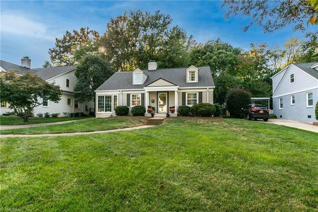 209 W Avondale Drive, Greensboro, NC 27403 (#1046109) :: Premier Realty NC