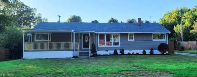 202 Oakgrove Drive, Graham, NC 27253 (MLS #1046139) :: Berkshire Hathaway HomeServices Carolinas Realty