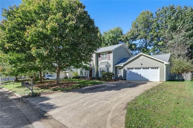 3303 Winburn Drive, Greensboro, NC 27410 (MLS #1046189) :: Berkshire Hathaway HomeServices Carolinas Realty