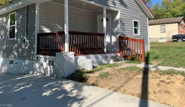 412 Willis Avenue, High Point, NC 27260 (#1046854) :: Premier Realty NC