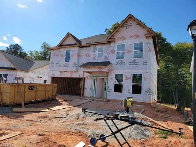 1041 Woodview Ridge Trail #7, Lewisville, NC 27023 (#1046889) :: Mossy Oak Properties Land and Luxury