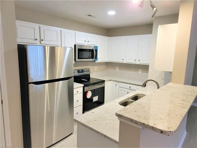 3694 Cotswold Avenue 2A, Greensboro, NC 27410 (#1047293) :: Premier Realty NC