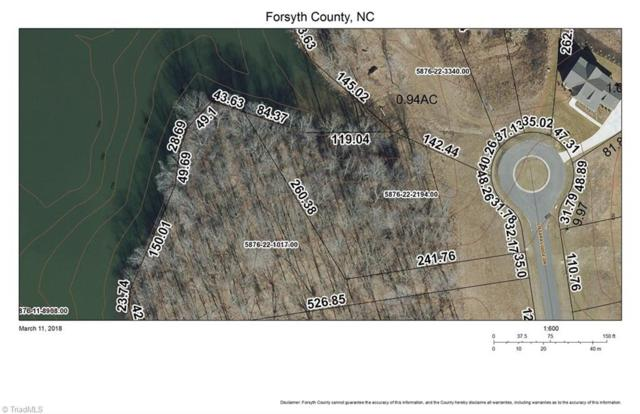 76 Lake At Lissara, Lewisville, NC 27023 (MLS #585660) :: Kristi Idol with RE/MAX Preferred Properties